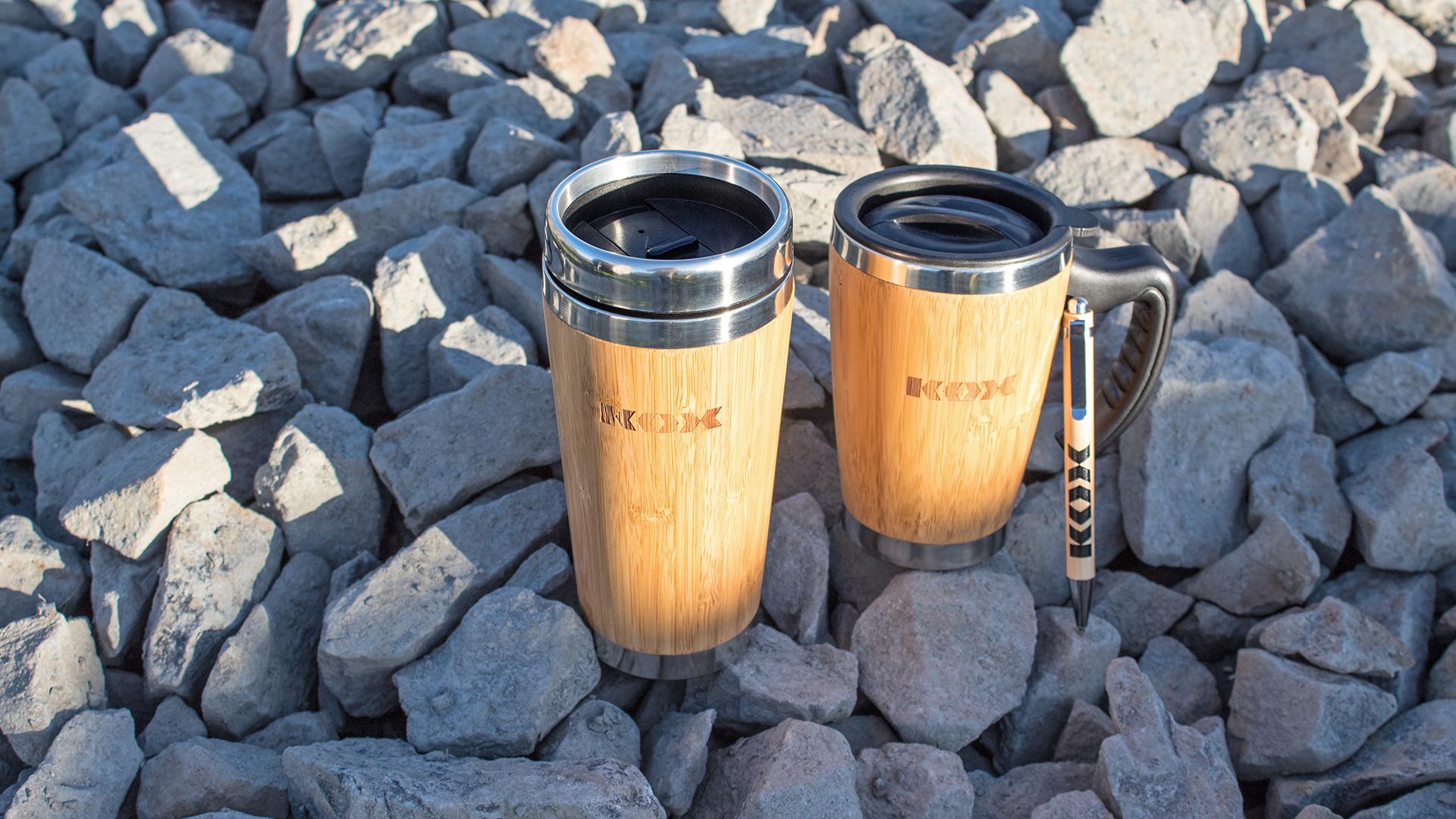 KOX Kaffeebecher Werbeartikel Full Service