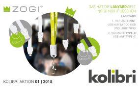 KOLIBRI Aktion 01 I 2018
