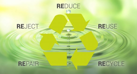 Plastik ökologisch Umwelt
