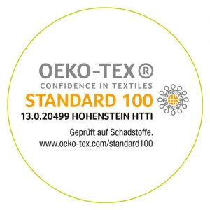 oeko-tex Zertifizierung