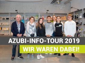 AZUBI-INFO-TOUR 2019.